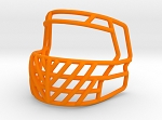 Live Mask Samurai 2.0 Big Grill for Speed Mini Helmets
