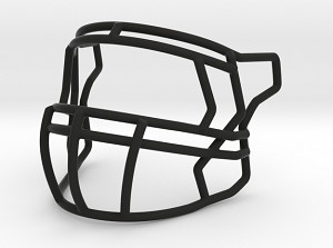 Live Mask Speed Flex (Von Miller) conversion kit for Speed Mini Helmets