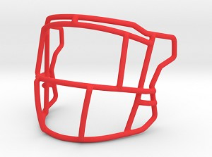 Live Mask Speed Flex (Ice Cage Style)  conversion kit for Speed Mini Helmets